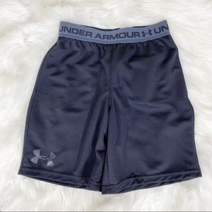 Under Armour Black Shorts Athletic Small